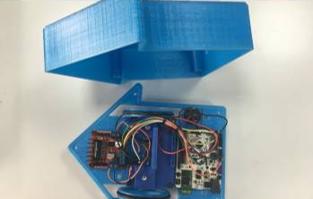 impresión 3d robótica